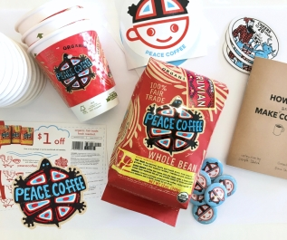 Peace Coffee: Omnichannel Design